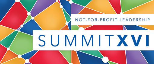 Not-For-Profit Leadership Summit XVI