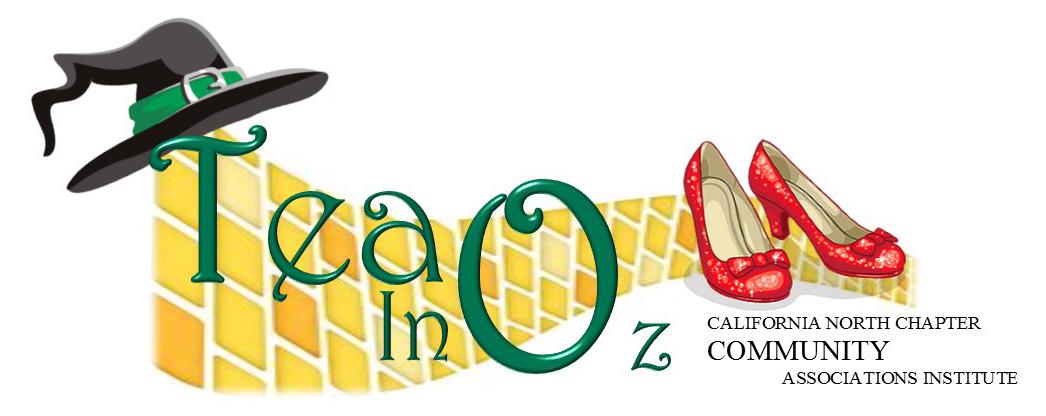CAI CA North Chapter <br> Tea in Oz <br> 07-13-2017