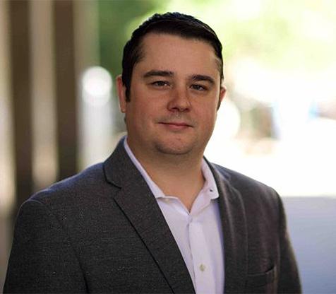 Adam Murray headshot