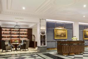 Intercontinental Barclay - Lobby