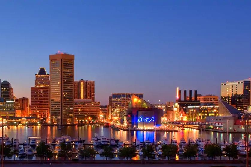 Hilton Baltimore Inner Harbor - Harbor View