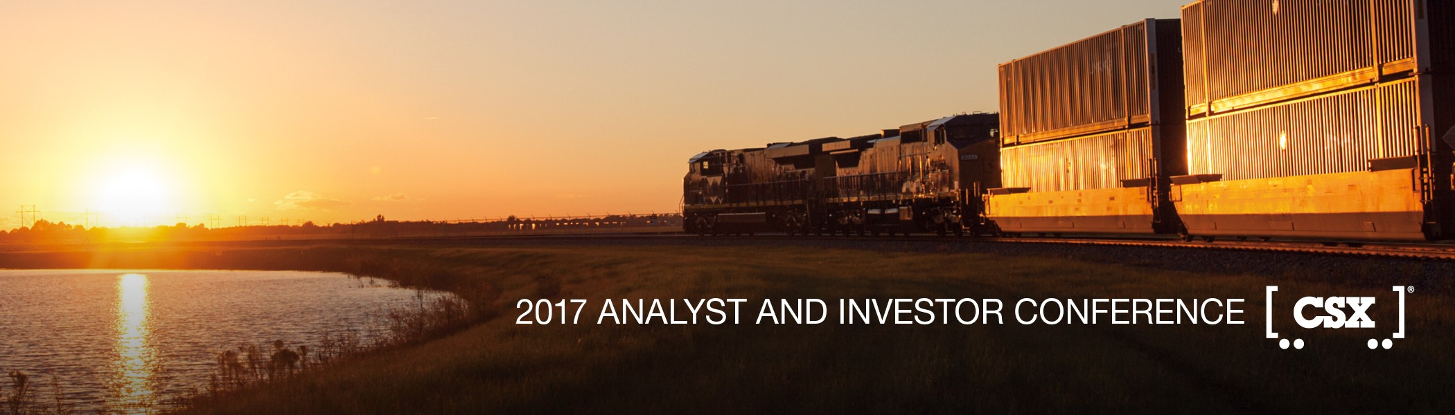 2017 CSX Analyst and Investor Conference