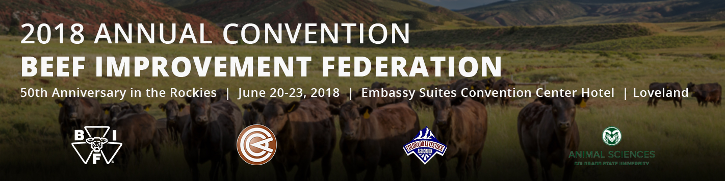 2018 Beef Improvement Federation