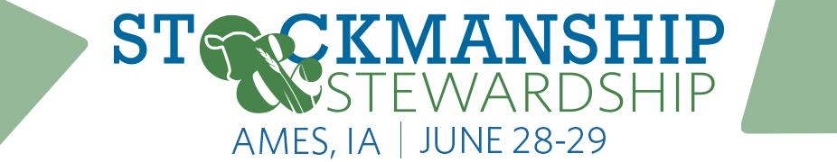 2019 Stockmanship & Stewardship - Ames, Iowa