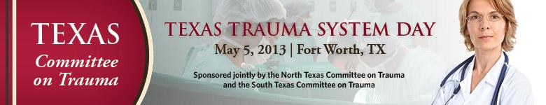 Texas Trauma 2013