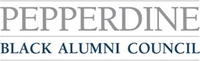Pepperdine Black Alumni Council wordmark - Pepperdine University