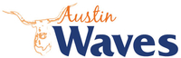 Austin Waves wordmark - Pepperdine University