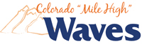 Colorado Waves wordmark - Pepperdine University