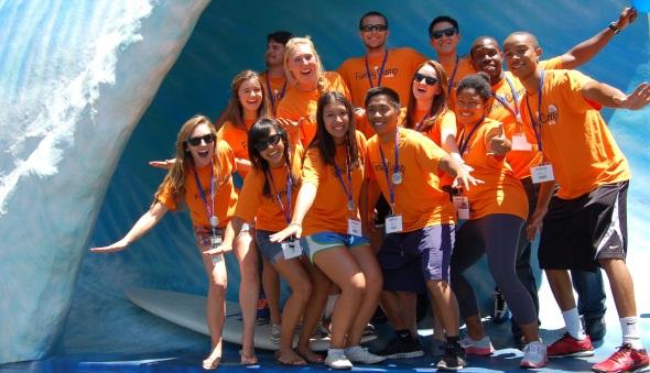 Pepperdine Family Camp Staff