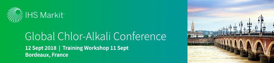 Global Chlor Alkali Conference 2018