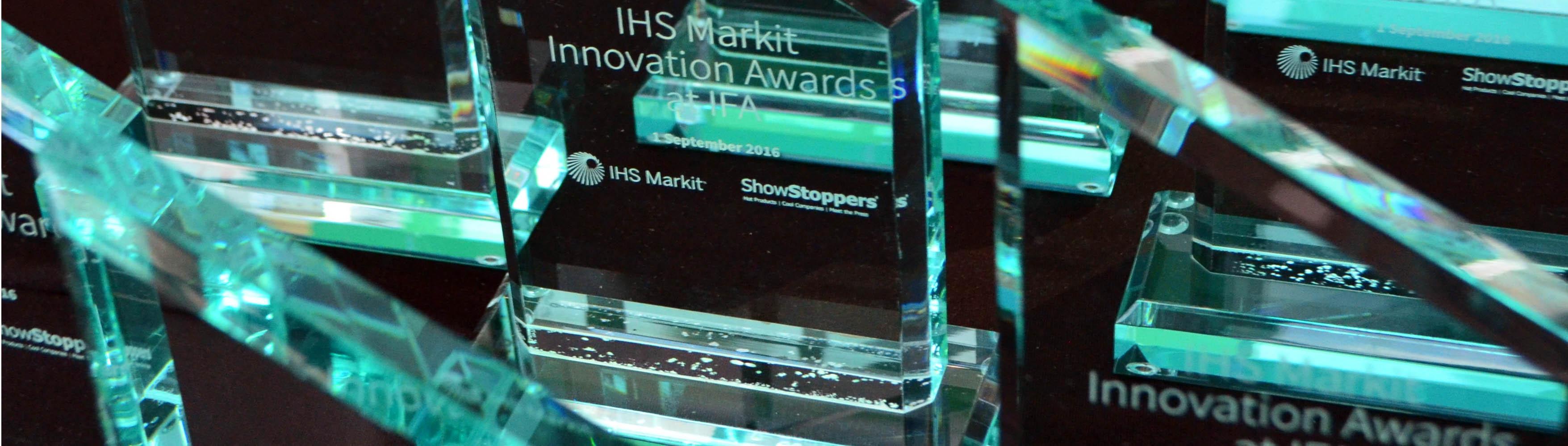 IHS Markit Innovation Awards - CES