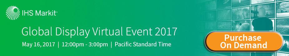 Global Display Virtual Event 2017
