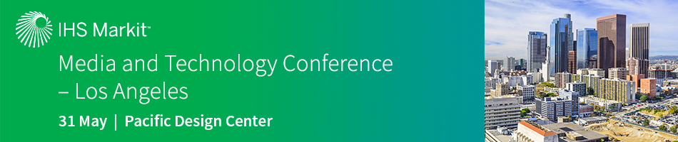IHS Markit Media and Technology Conference - Los Angeles