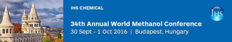 34th Annual World Methanol Conference