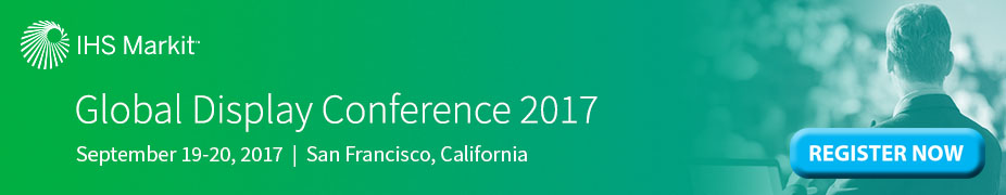Global Display Conference 2017