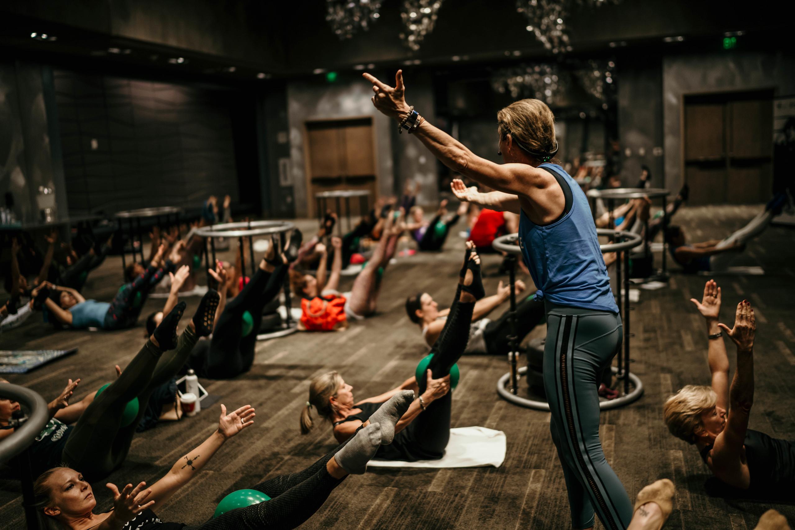 World Barre Fitness Summit 2019