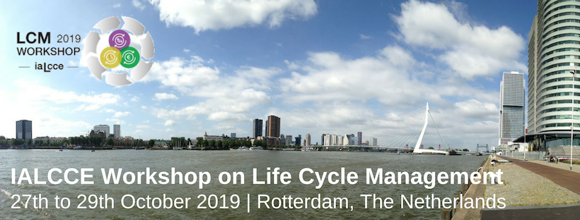 The IALCCE Workshop on Life Cycle Management 2019