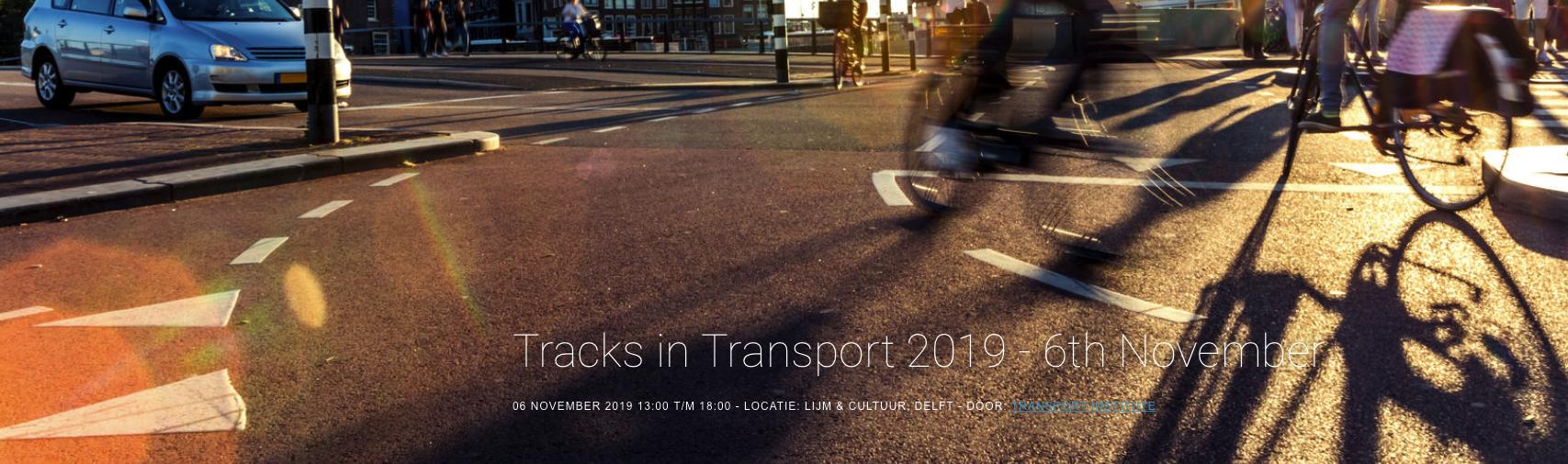 Tracks In Transport - 6 November 2019