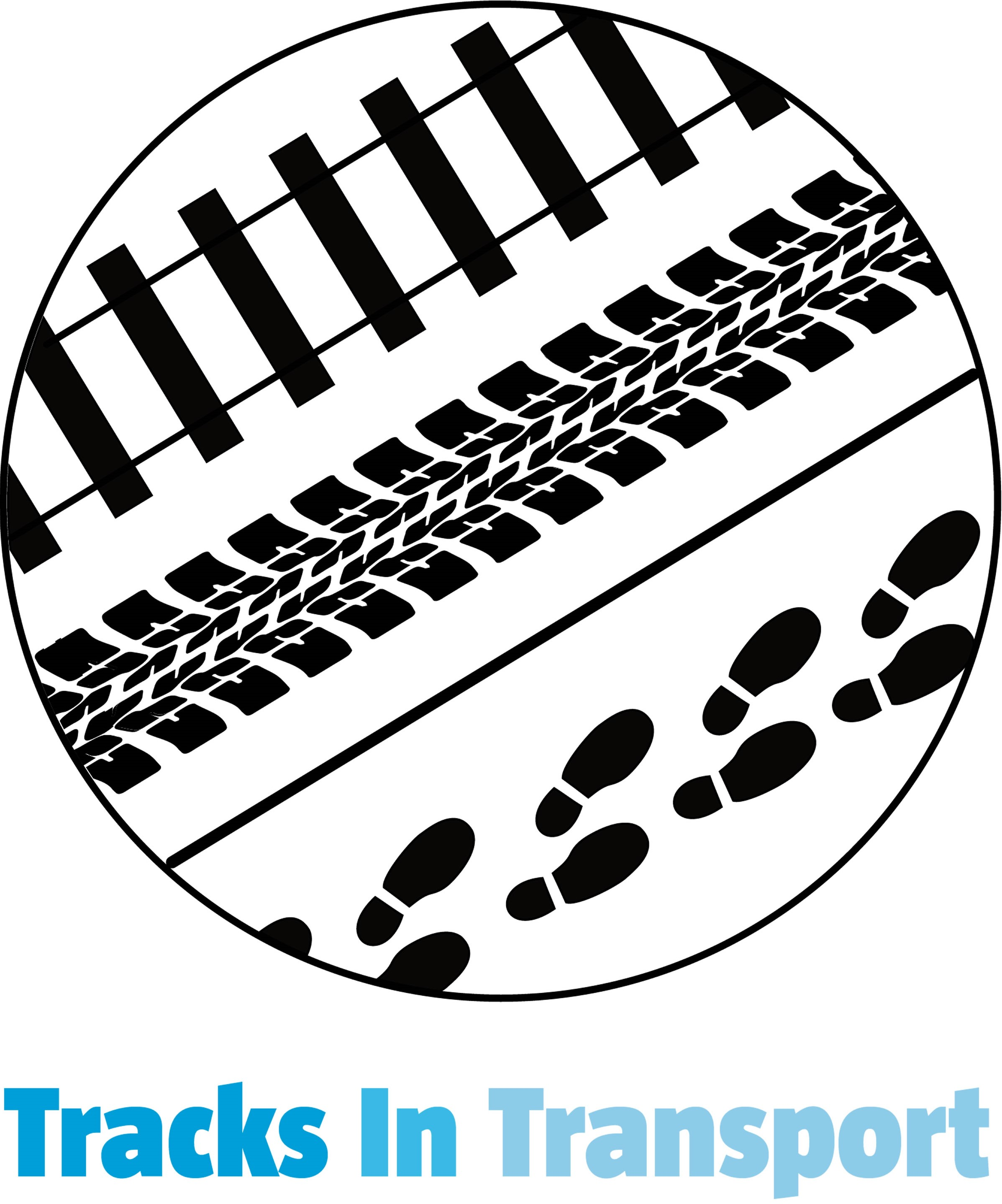 Logo Tracks in Transport