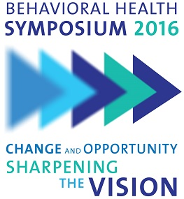 2016 Behavioral Health Symposium