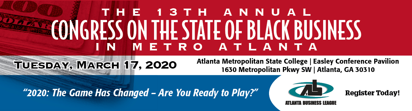 2020 ABL Congress on the State of Black Business (13th)