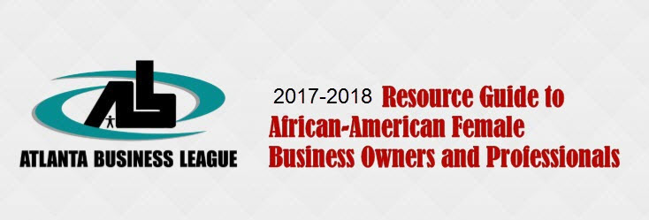 2017-2018 Resource Guide to African-American Female Business Owners -    AD PURCHASE