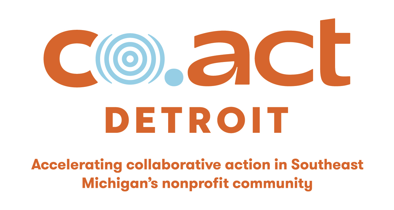 Co.act Detroit with Tagline