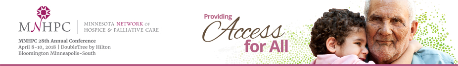 Minnesota Network of Hospice & Palliative Care Annual Conference 2018