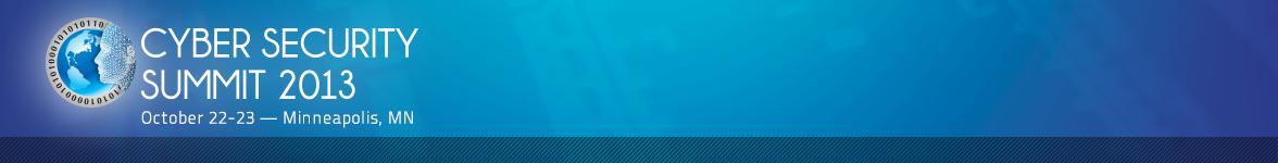 2013 CSS Header