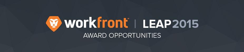 Workfront Enterprise Work Management Awards