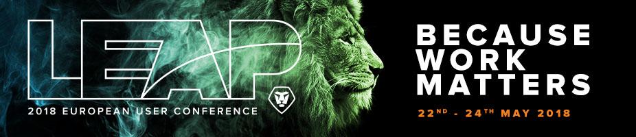 Workfront Europe 2018 Lion Awards