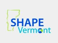 SHAPE VT logo