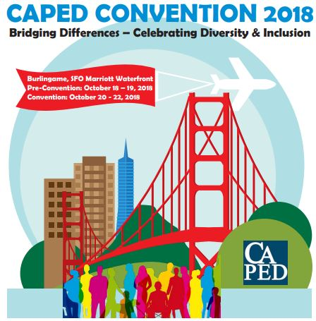 CAPED 2018 Convention