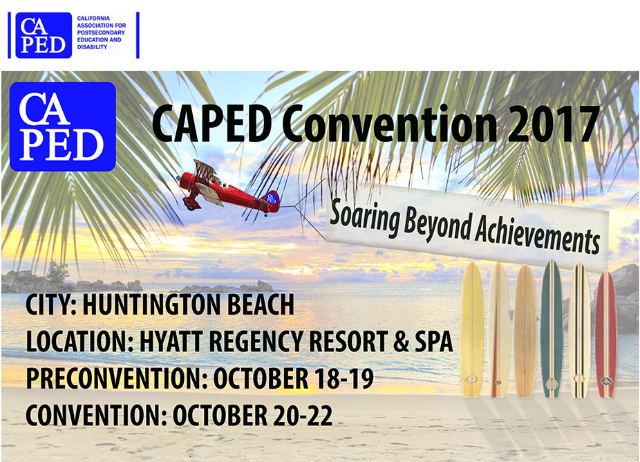 CAPED 2017 Training and Convention