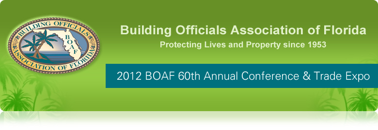2012 BOAF 60th Annual Educational Conference & Trade Expo