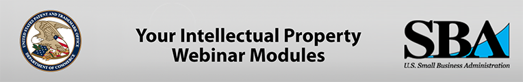 SBIR - STTR Webinars - Overview: US Intellectual Property Rights and the SBIR - STTR Stakeholders