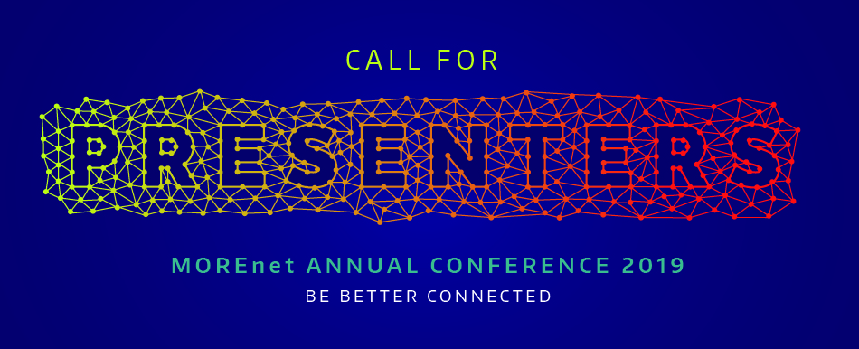 2019 Call for Presentations for MOREnet's Instructional Conference