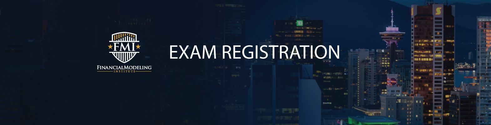 FMI Exam 2021 | October Virtual Exam Sitting