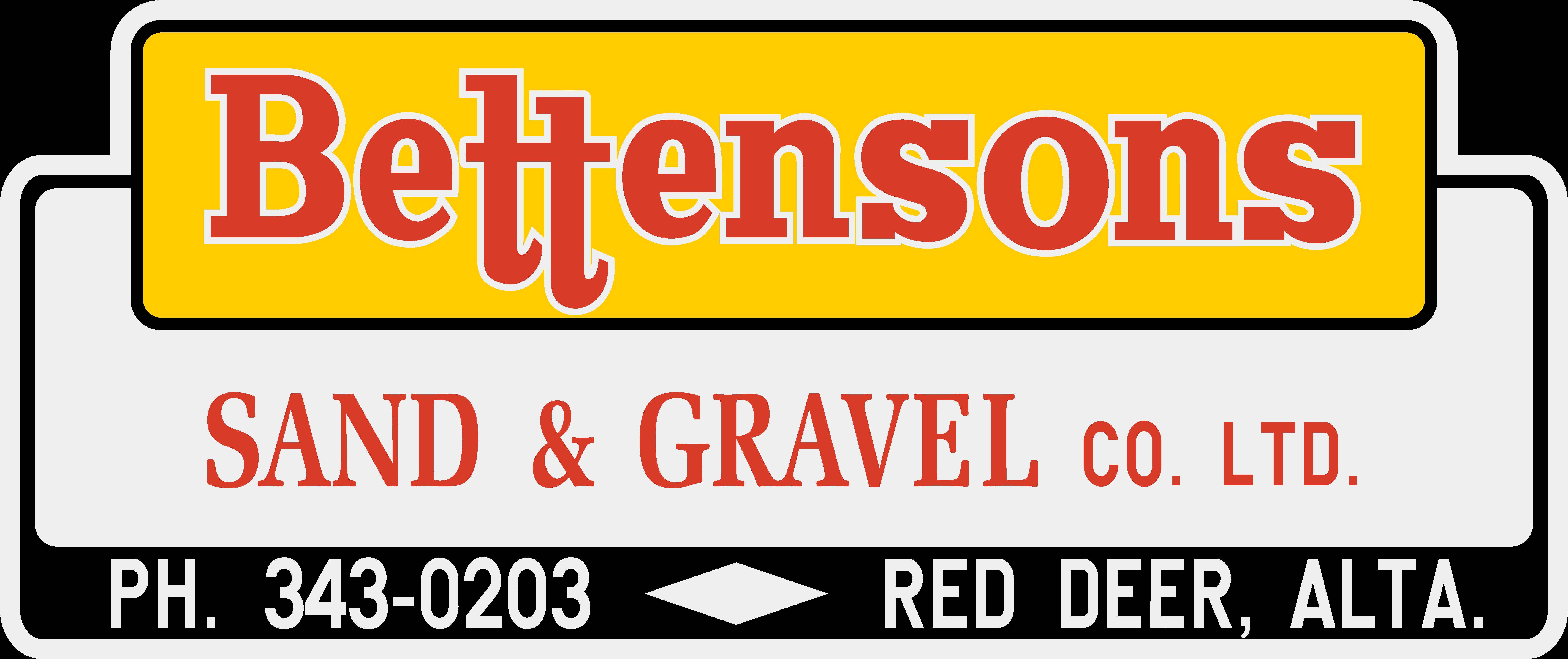 Bettenson's Sand & Gravel 2017