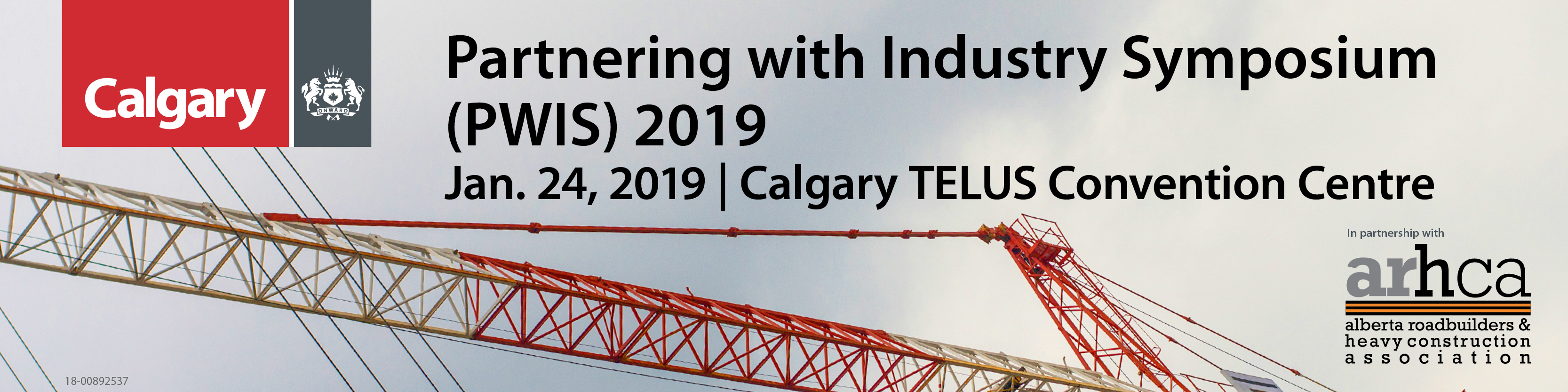 2019  City of Calgary Partnering with Industry Symposium