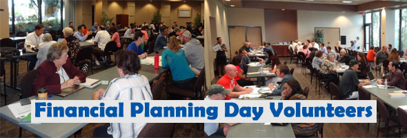 2015 OC Financial Planning Day Volunteers