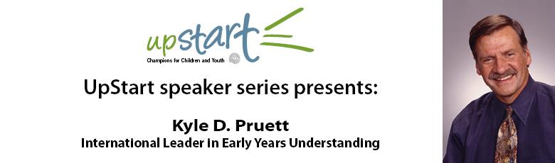 UpStart speaker series