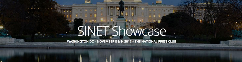 SINET Showcase 2017 - DC