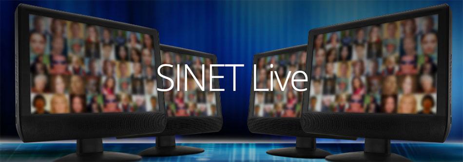 SINET Live Webinars 2020 - Fall Series
