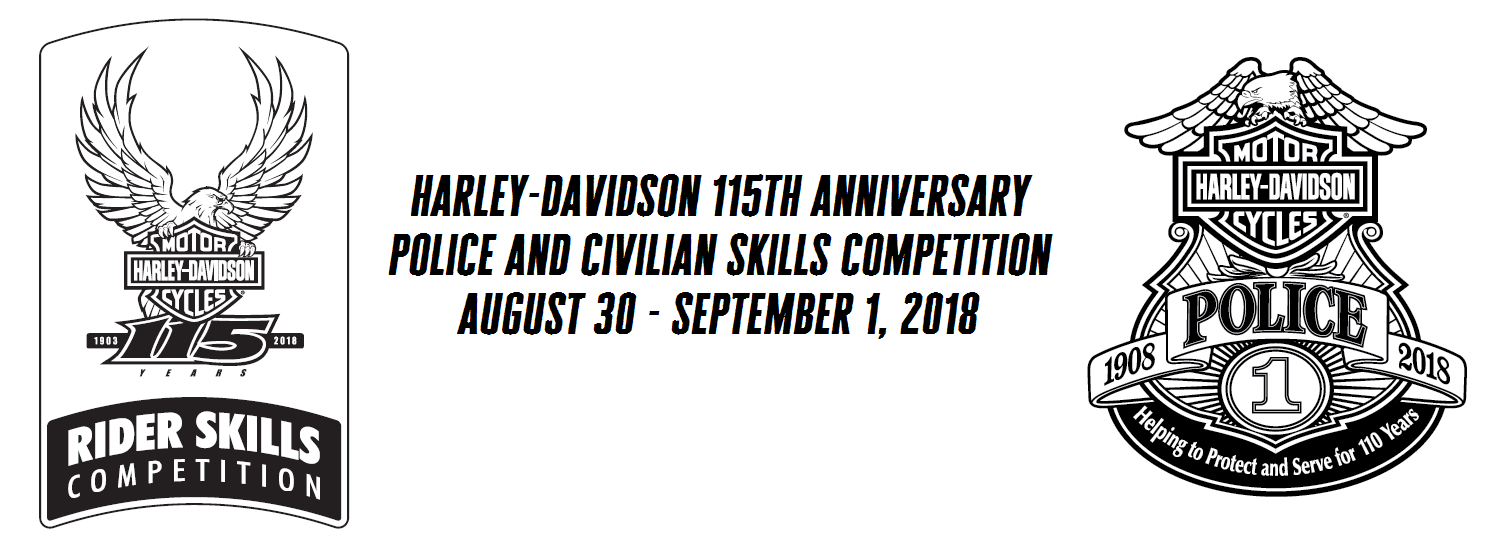 H-D 115th Police & Civilian Skills Competition