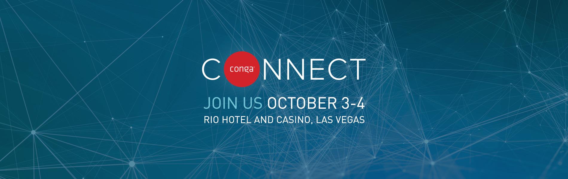 Conga Connect Las Vegas 2017