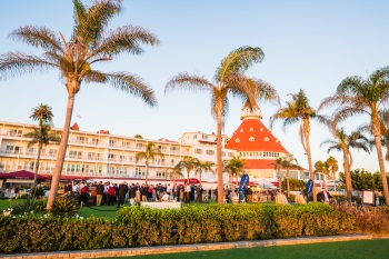 Hotel del Coronado_Cocktail Reception_Fall2016