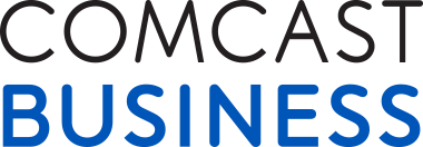 Comcast blue and black logo