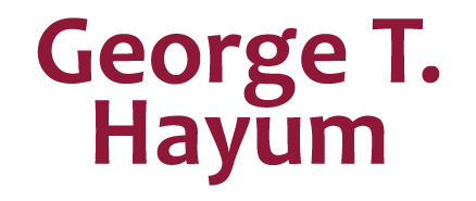 GeorgeHayum438x185