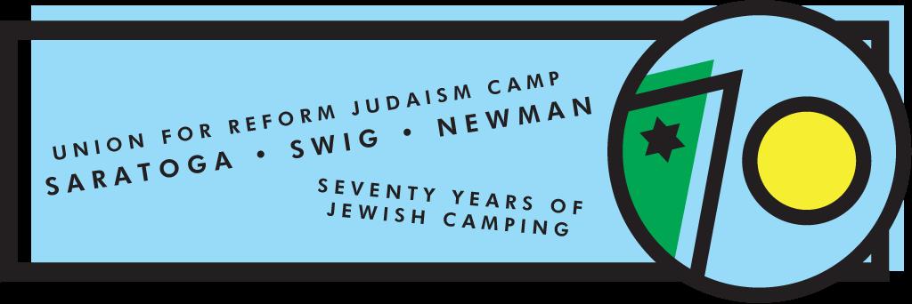 URJ Camp Newman/Swig/Saratoga 70th Anniversary